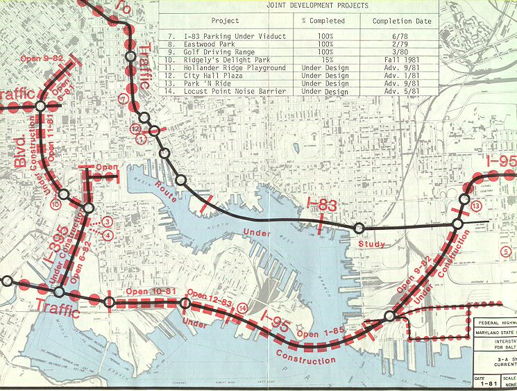 BaltIntHarbMap_XL Map Of Us Including I Route on i 95 overview, i 95 history, i 75 route map, i 10 route map, i 95 projects, east coast interstate highway map, i-95 corridor map, i 95 directions, i 95 travel guide,